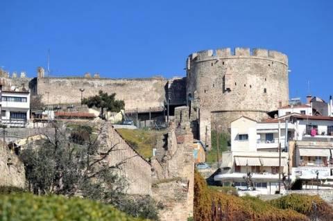 Θεσσαλονίκη: H φλόγα στον Πύργο του Τριγωνίου δεν θα ανάψει