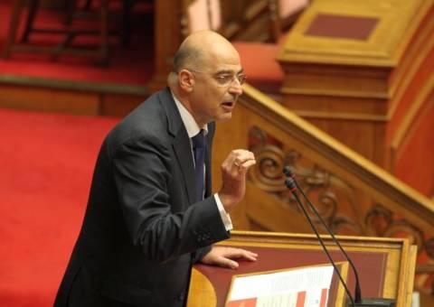 Ν. Δένδιας: Οι υπουργοί του ΠΑΣΟΚ το πρόβλημα της κυβέρνησης