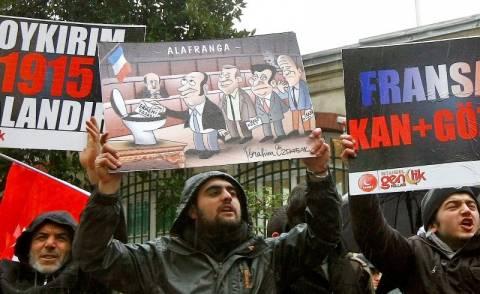 Αποχώρηση της Γαλλίας από την Ομάδα του Μινσκ ζητά η Τουρκία