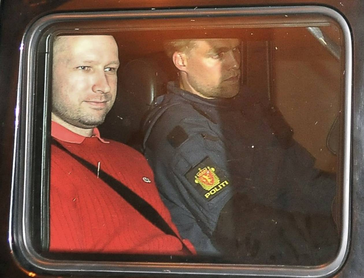 Δεν θέλει νέα ψυχιατρική εξέταση ο μακελάρης της Νορβηγίας