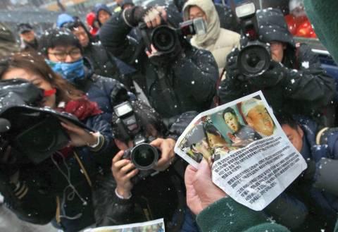 Βόρεια Κορέα: Ψάρια στο λαό μοιράζει το καθεστώς