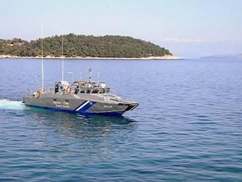 Σύλληψη δύο Τούρκων από το Λιμενικό στον Αστακό
