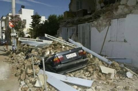 Την Πέμπτη οι αποζημιώσεις για τους σεισμόπληκτους