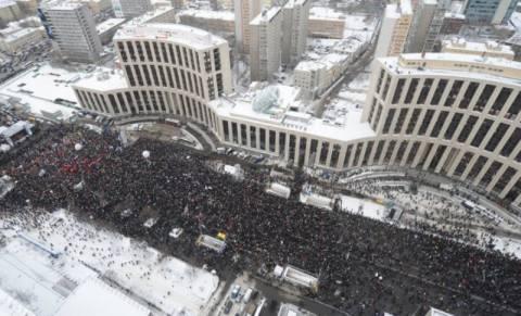 «Κίνδυνος» επανάστασης στη Ρωσία