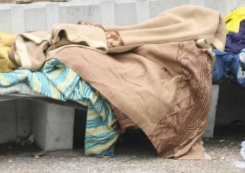 Νεκρός άστεγος στο Βόλο