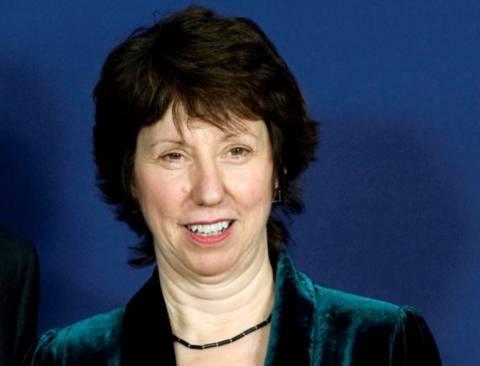Σεβασμό στο κράτος δικαίου ζητά η Άστον από την Ουκρανία