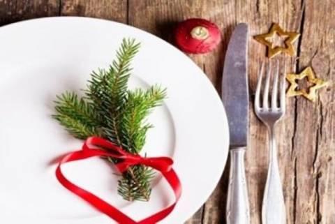 Σωστή διατροφή και τα Χριστούγεννα