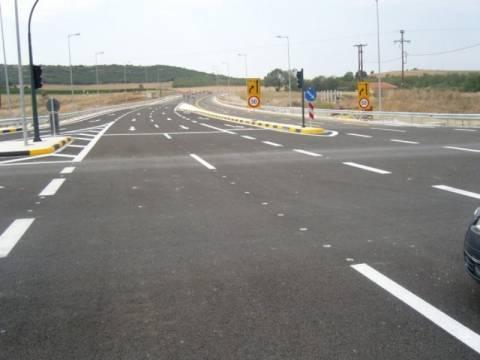 Προχωρά ξανά η κατασκευή του δρόμου Λάρισας – Καρδίτσας