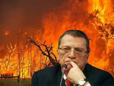 Ομολογία - σοκ: Τούρκοι πράκτορες έκαιγαν τα ελληνικά δάση!
