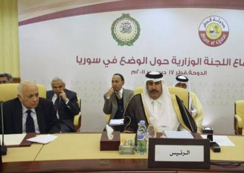 Εξήντα Άραβες παρατηρητές κατευθύνονται στη Συρία