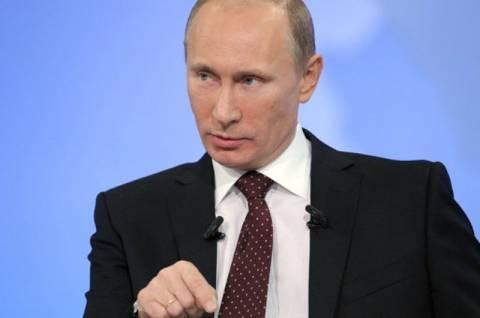 «Εθνική ψυχοθεραπεία» προτείνει ο Πούτιν