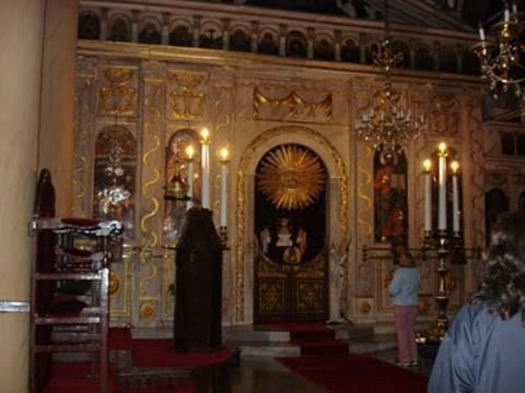 Έκλεψαν εικόνα 100 ετών από εκκλησία στην Πρέβεζα