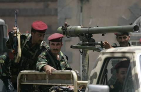 Ανταλλαγή πυρών στην πρωτεύουσα της Υεμένης