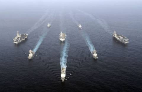 Ο 5ος Στόλος δεν θα ανεχθεί κλείσιμο των Στενών του Ορμούζ