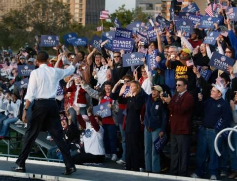 Οι νεαροί Αμερικανοί γυρνούν την πλάτη στις εκλογές