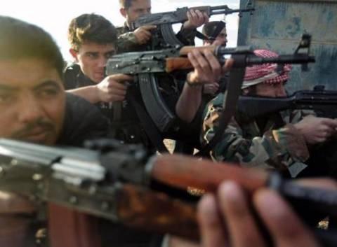 Βίντεο: Ενέδρα σε αυτοκινητοπομπή του συριακού στρατού