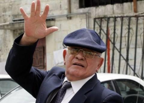 Παύει η δίωξη του πρώην δικτάτορα της Γουατεμάλας