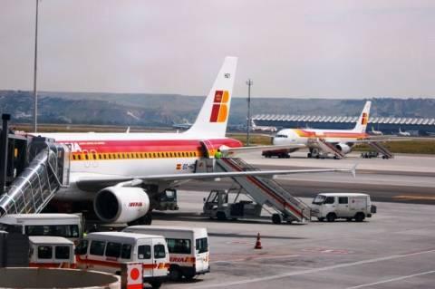 Απεργούν οι πιλότοι της Iberia