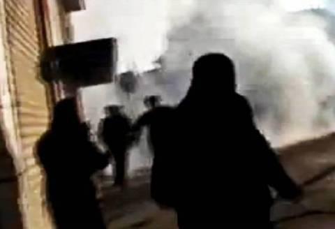 Συρία: Αιματοχυσία παρά την παρουσία παρατηρητών