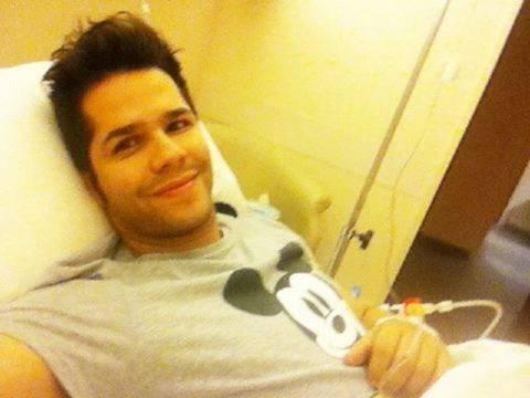 Οι στιγμές του Γιώργου Τσαλίκη στο νοσοκομείο