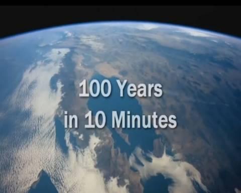 Ένας αιώνας μέσα σε 10 λεπτά