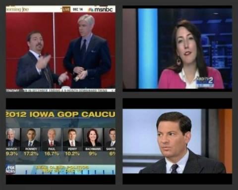 Οι κορυφαίες τηλεοπτικές γκάφες του 2011!