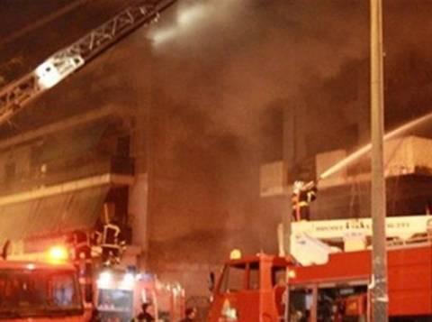 Πυρκαγιά σε ταβέρνα στα Χανιά