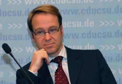 Συνέχιση της δημοσιονομικής πειθαρχίας συνιστά ο Βάιντμαν
