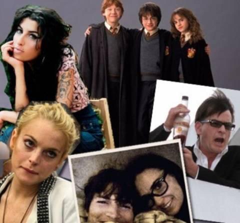 2011: Οι top5 χειρότερες στιγμές της showbiz