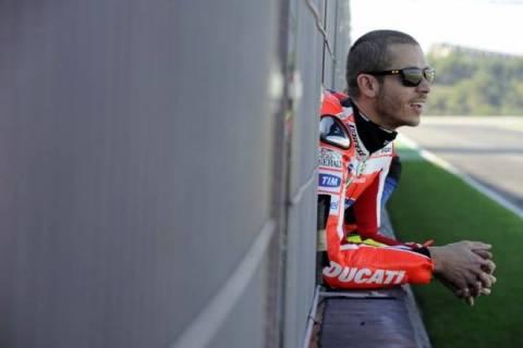 MotoGP - Ρόσι: «Δεν ήταν λάθος επιλογή η Ducati»