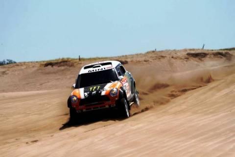 Dakar 2012: Τραγική η εκκίνηση
