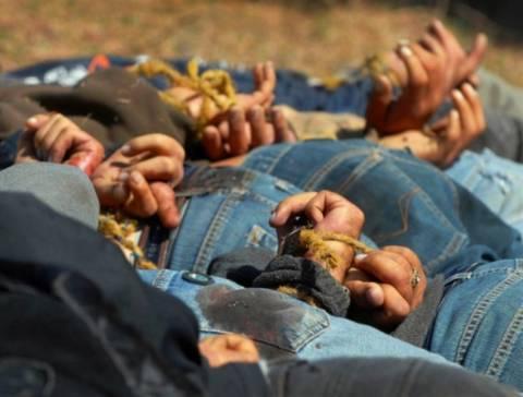 Ξεπερνούν τις 12.000 τα θύματα του οργανωμένου εγκλήματος στο Μεξικό