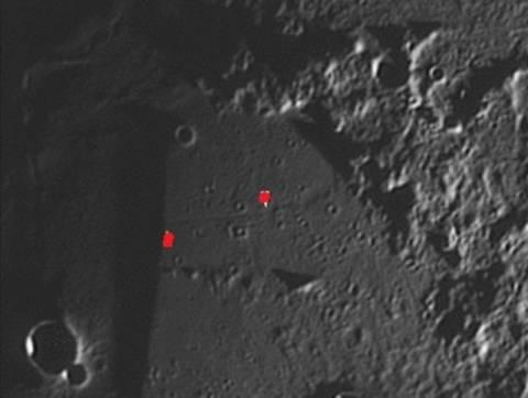 Έλληνας αστρονόμος κατέγραψε άγνωστο φαράγγι στη Σελήνη!