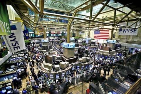 «Με το δεξί» μπήκε η χρονιά στη Wall Street