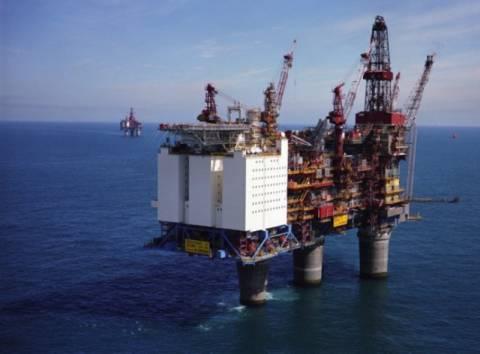 Aνακάλυψη νέου κοιτάσματος πετρελαίου στη Β. θάλασσα