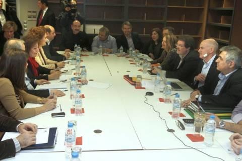 Ένταση στο Πολιτικό Συμβούλιο του ΠΑΣΟΚ