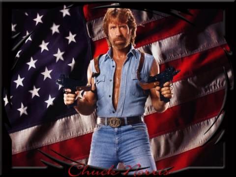Η γυναίκα που τόλμησε να «κοιμηθεί» με τον Chuck Norris…