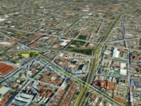 Δικαστήριο στο Μεξικό χρησιμοποιεί το Google Earth