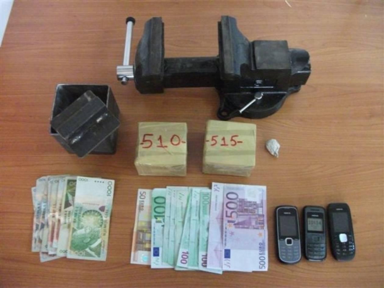 Συνελήφθη Τυνήσιος με μισό κιλό ναρκωτικά