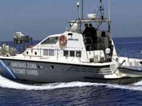 Ακυβέρνητο πλοίο στην Ηγουμενίτσα