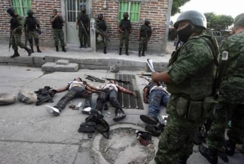 Μεξικό: Πέντε κομμένα ανθρώπινα κεφάλια στην Τορεόν