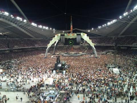 Ρεκόρ εισπράξεων από τους U2 το 2011