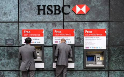 HSBC: Σχεδόν απίθανη η διάσπαση της ευρωζώνης