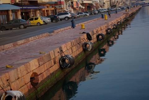 Σύλληψη λαθρομετανάστη στη Χίο
