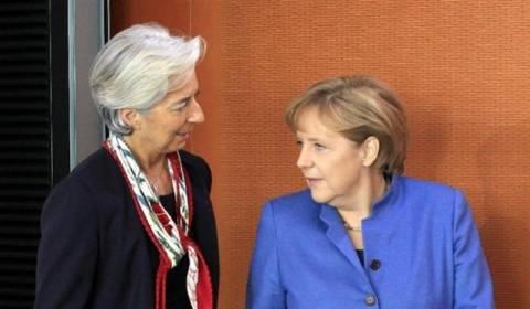 Συνάντηση Μέρκελ – Λανγκάρντ στο Βερολίνο