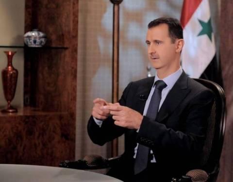 Συρία: Συνωμοσία επικαλείται ο Άσαντ