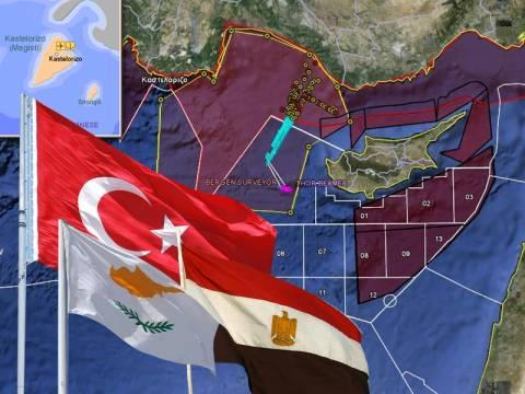 Βγάζουν εκτός Ελλάδας το Καστελόριζο