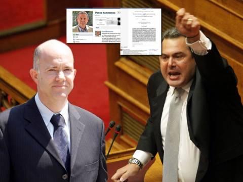 Καμμένος: Ποιοι έβγαλαν 600 δισ. απειλώντας με δημοψήφισμα