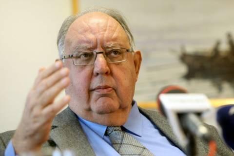Θ. Πάγκαλος: Θετικοί οι Άραβες σε επενδύσεις στην Ελλάδα