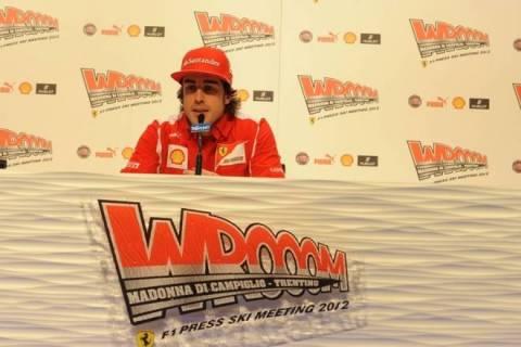 Αλόνσο: «Θέλουμε περισσότερες δοκιμές στην F1»